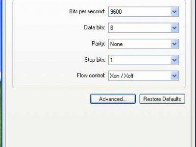 Hướng dẫn cài đặt USB cho máy cắt decal chỉ có cổng giao tiếp COM
