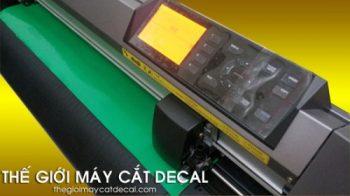Máy cắt decal Graphtec CE6000 Nhật Bản