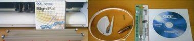Máy cắt decal Sable (GCC - Đài Loan)